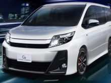 65 All New Toyota Voxy 2020 Redesign and Review