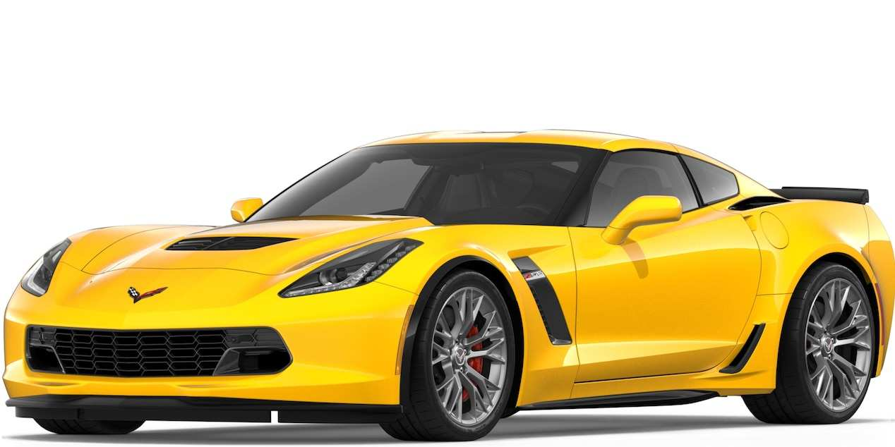 65 Best 2019 Chevrolet Z06 New Review