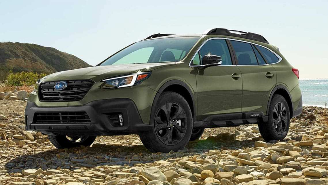 65 Best 2020 Subaru Outback Release Date Price Design And Review
