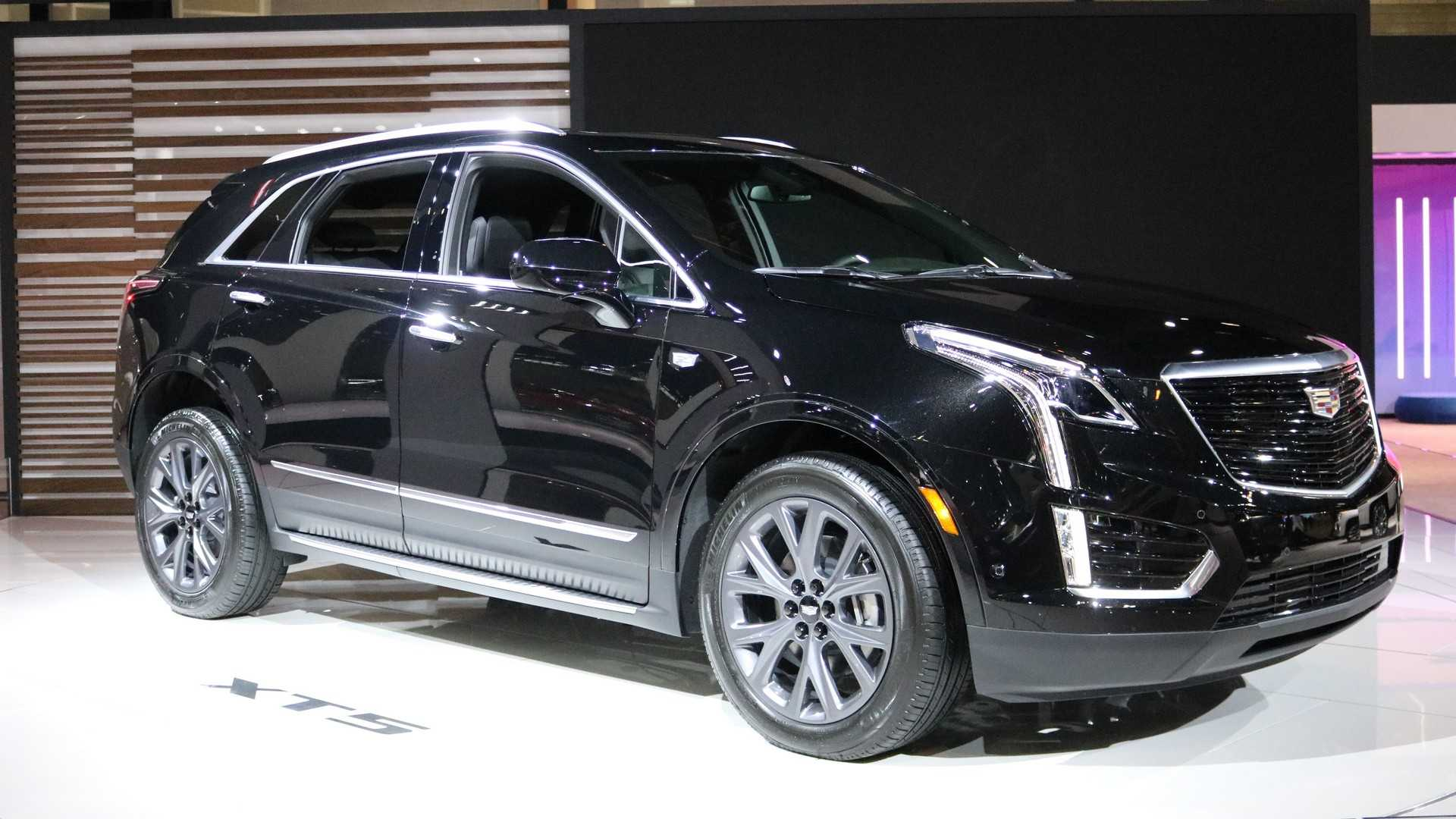 66 A When Will The 2020 Cadillac Xt5 Be Available Wallpaper
