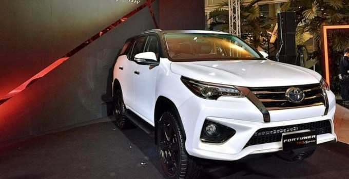 66 All New Toyota Fortuner 2020 Model Specs And Review