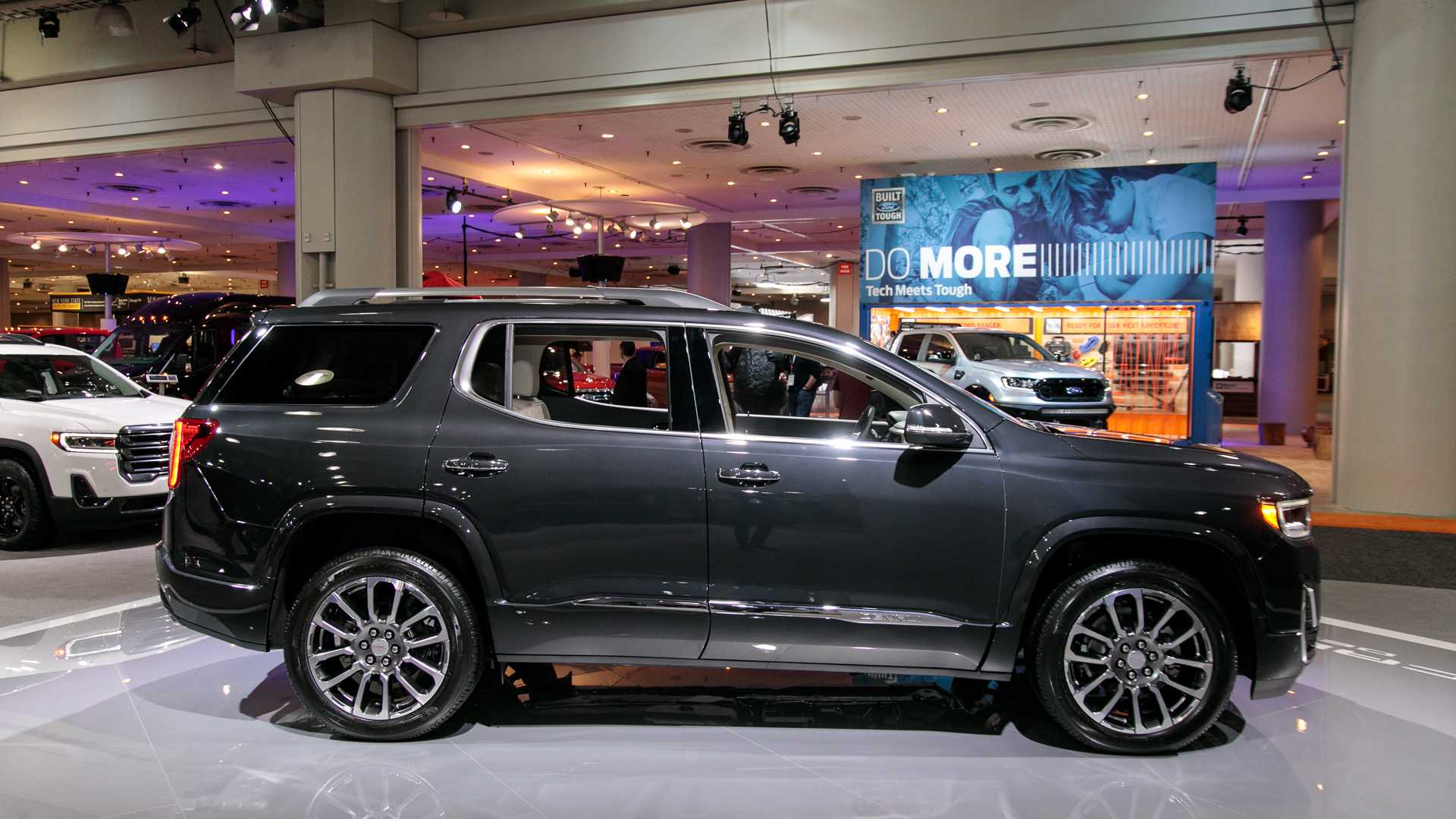 66 The Best 2020 Gmc Acadia Release Date Redesign And Review