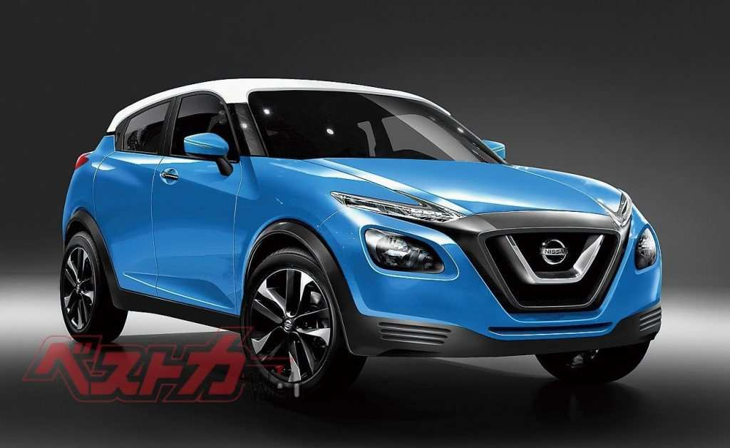 67 A 2020 Nissan Juke Research New