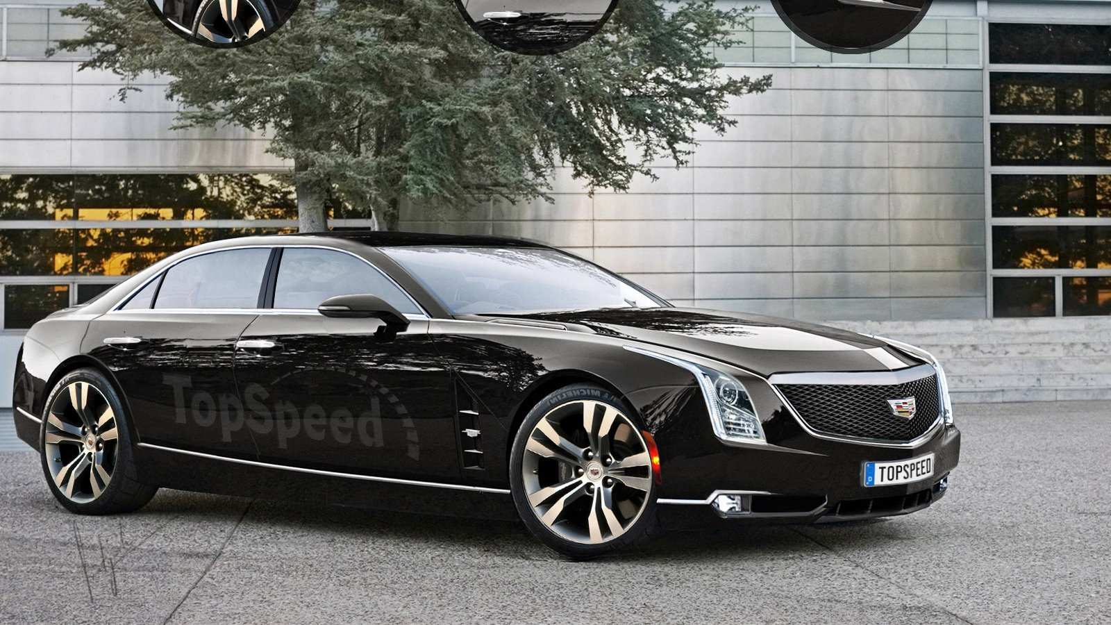 67 A Cadillac Ct9 2020 Spesification