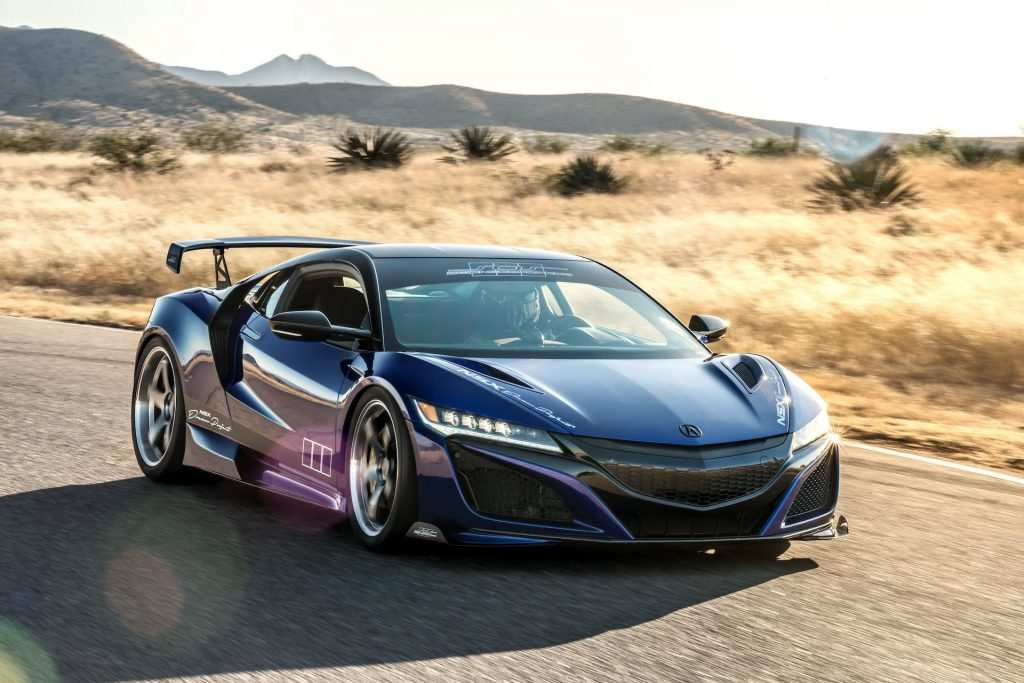 67 All New 2020 Acura Nsx Type R Redesign And Review