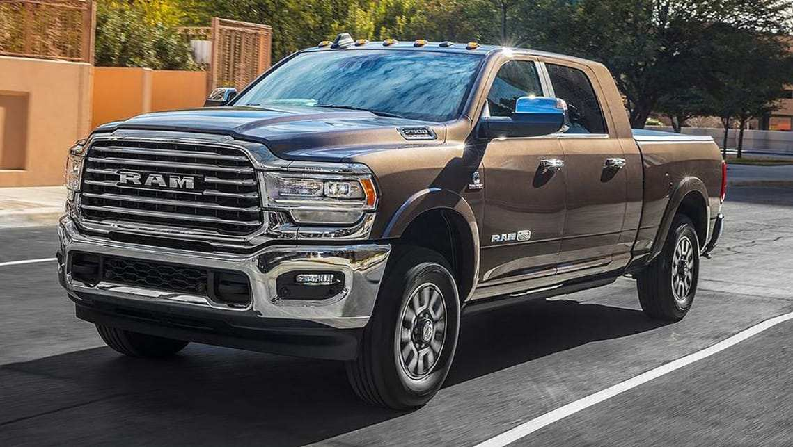 68 A 2020 Dodge Ram Truck New Review