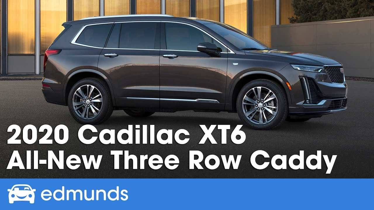 68 The Cadillac X6 2020 Ratings