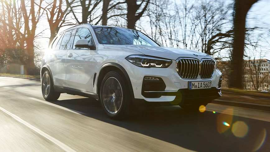 69 A New BMW X5 Hybrid 2020 New Model And Performance