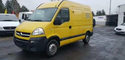 69 All New Opel Movano 2020 Exterior And Interior