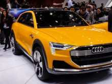 69 The Audi Fuel Cell 2020 History