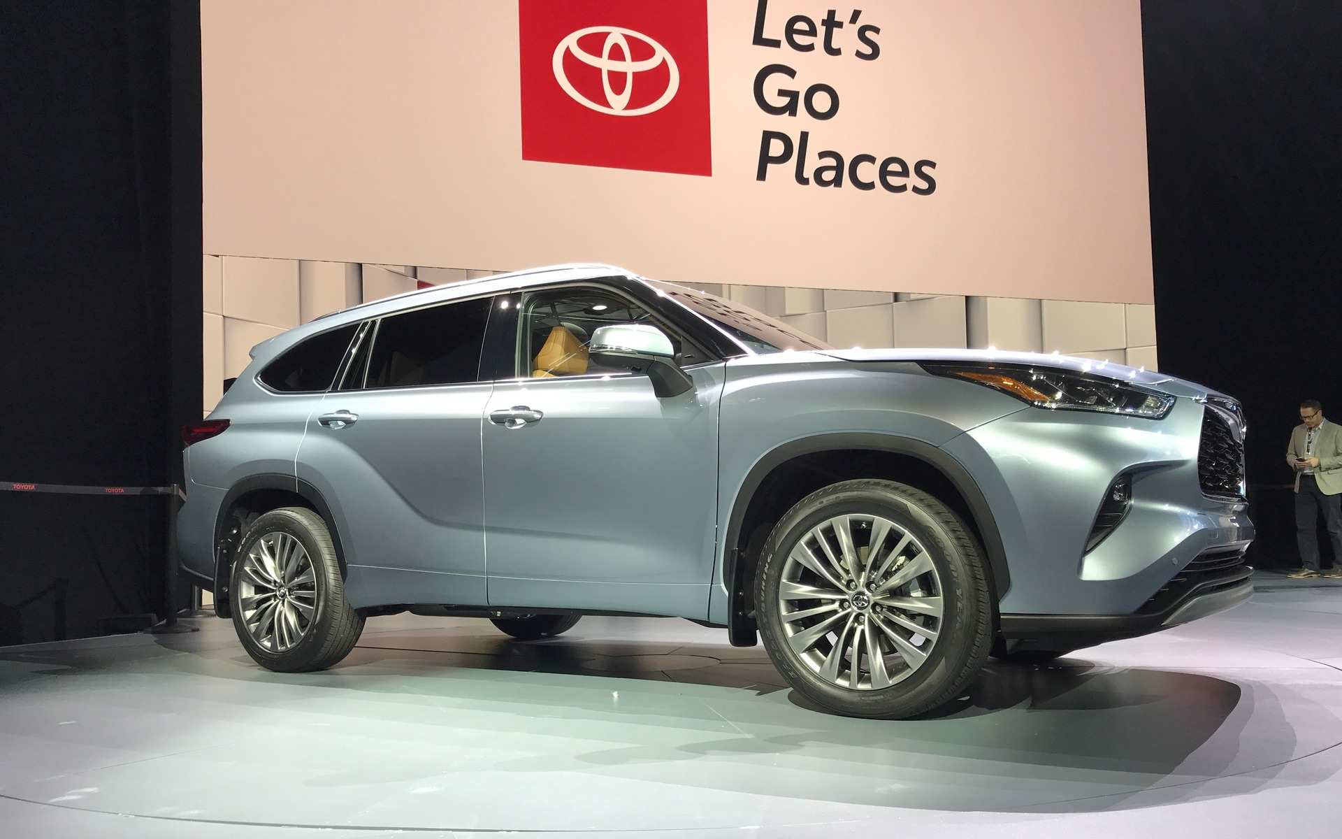 70 All New Toyota New Highlander 2020 Images