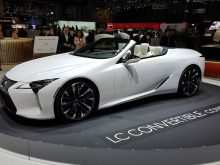 70 Best 2020 Lexus Lc 500 Convertible Price New Review