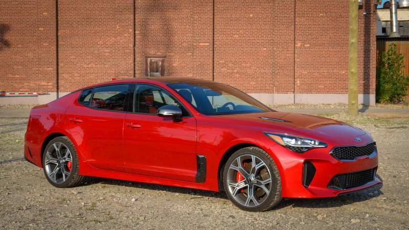 70 The Best Kia Stinger 2020 Update New Model And Performance