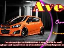 71 Best 2019 Chevrolet Aveo Images