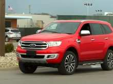 71 New Ford Everest 2020 Picture