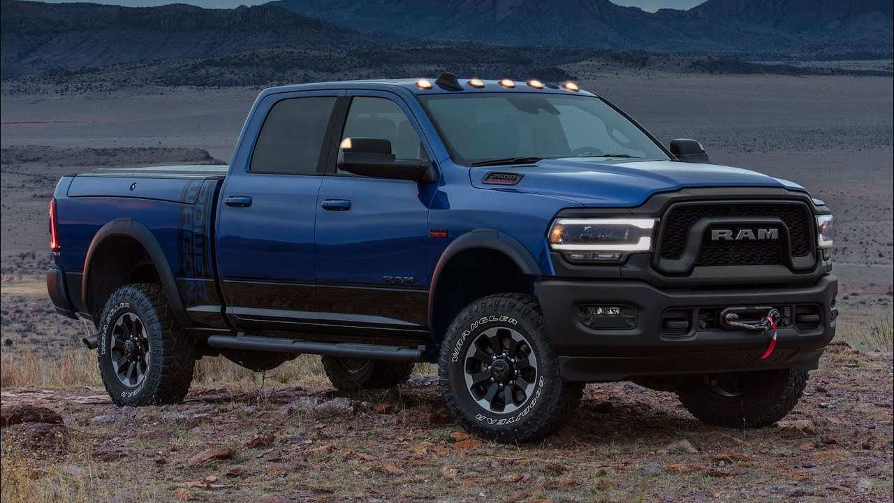 71 The 2020 Dodge Power Wagon Style