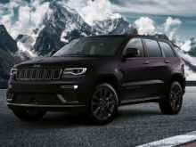 71 The Jeep New Grand Cherokee 2020 Images