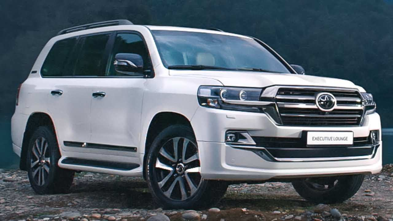 71 The Toyota New Land Cruiser 2020 Reviews
