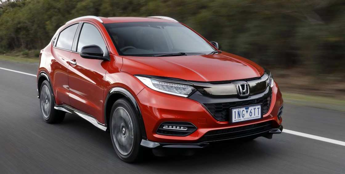 72 All New Honda Vezel 2020 Model Release Date