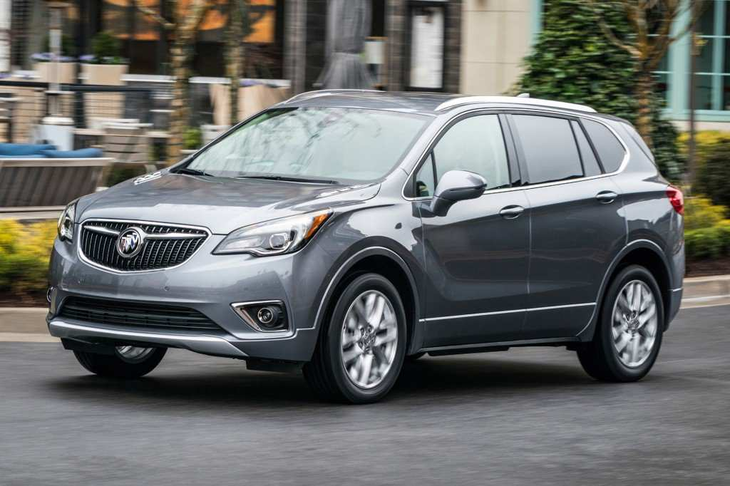 72 New 2020 Buick Envision Configurations