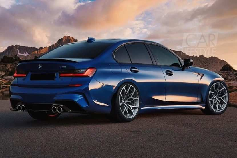 72 The Best 2020 BMW M3 Release Date Performance And New Engine
