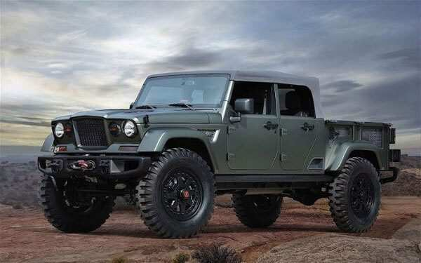 73 All New Jeep Gladiator 2020 Price Research New