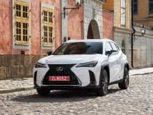 73 All New Lexus Ux 2020 Release Date Performance