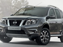 73 The Nissan Terra 2020 Pictures