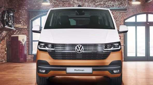 74 A 2019 Volkswagen T6 New Model And Performance