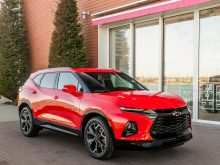Chevrolet Blazer Xl 2020