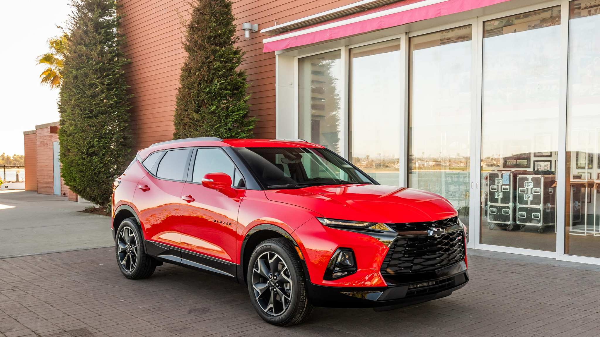 74 All New Chevrolet Blazer Xl 2020 Engine