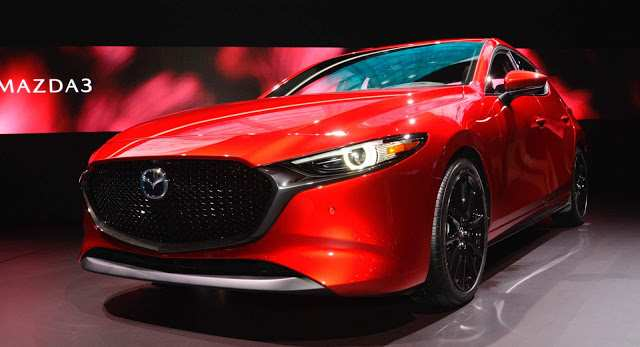 74 All New Mazda Electric Car 2020 Pictures