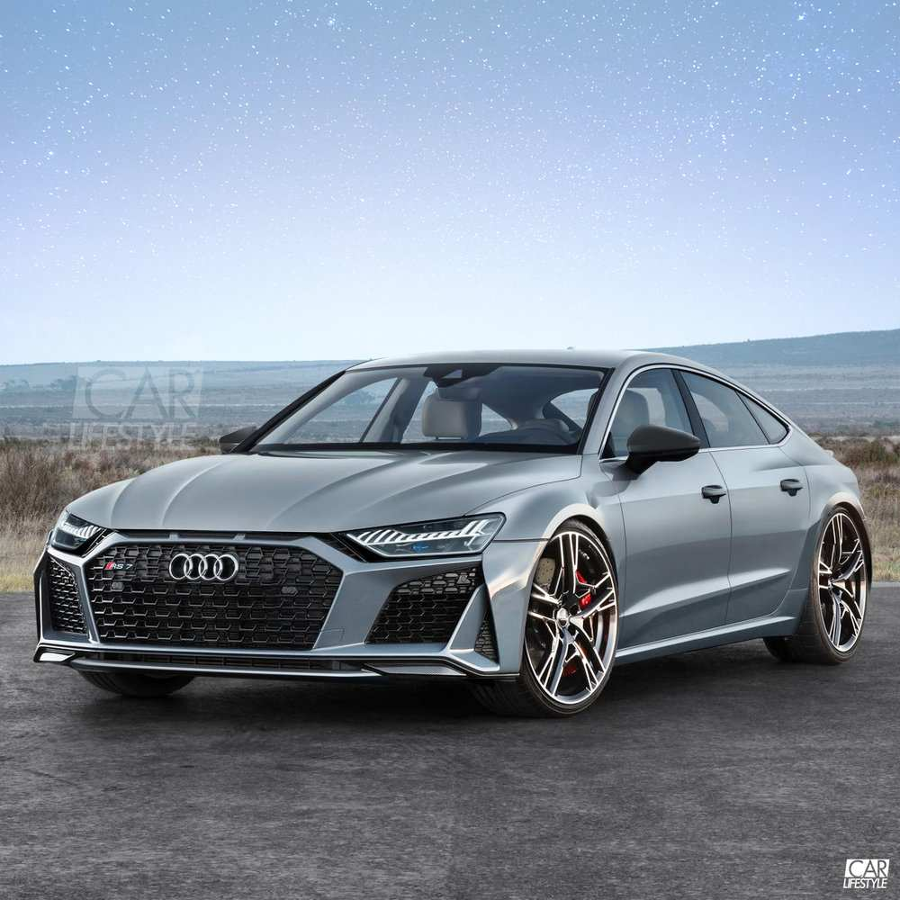 75 A Audi Rs7 2020 Redesign