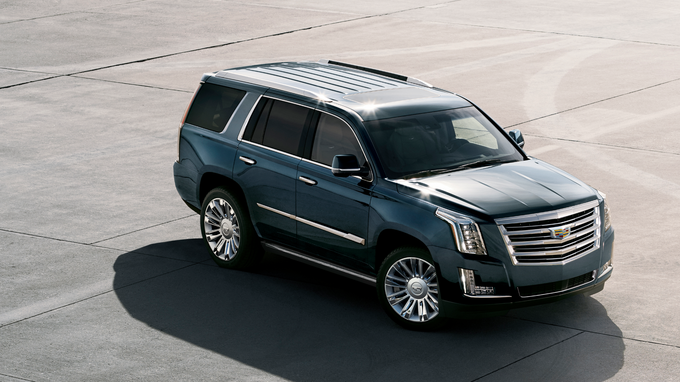 75 All New Pictures Of The 2020 Cadillac Escalade Exterior