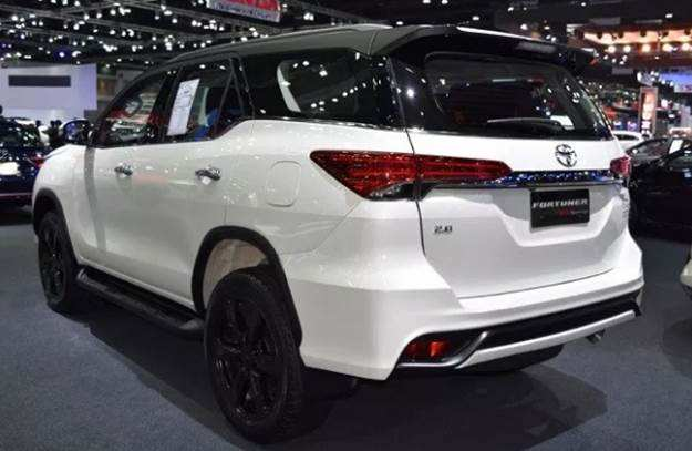 75 All New Toyota Fortuner 2020 Model Release Date And Concept