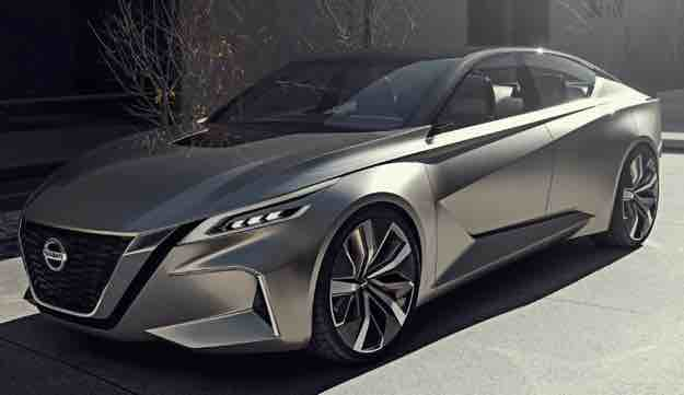 75 The 2020 Nissan Maxima Release Date Review And Release Date