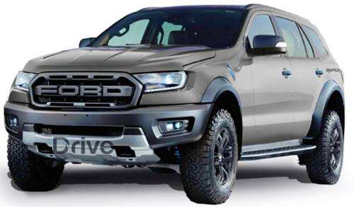 76 A Ford Everest 2020 Concept And Review