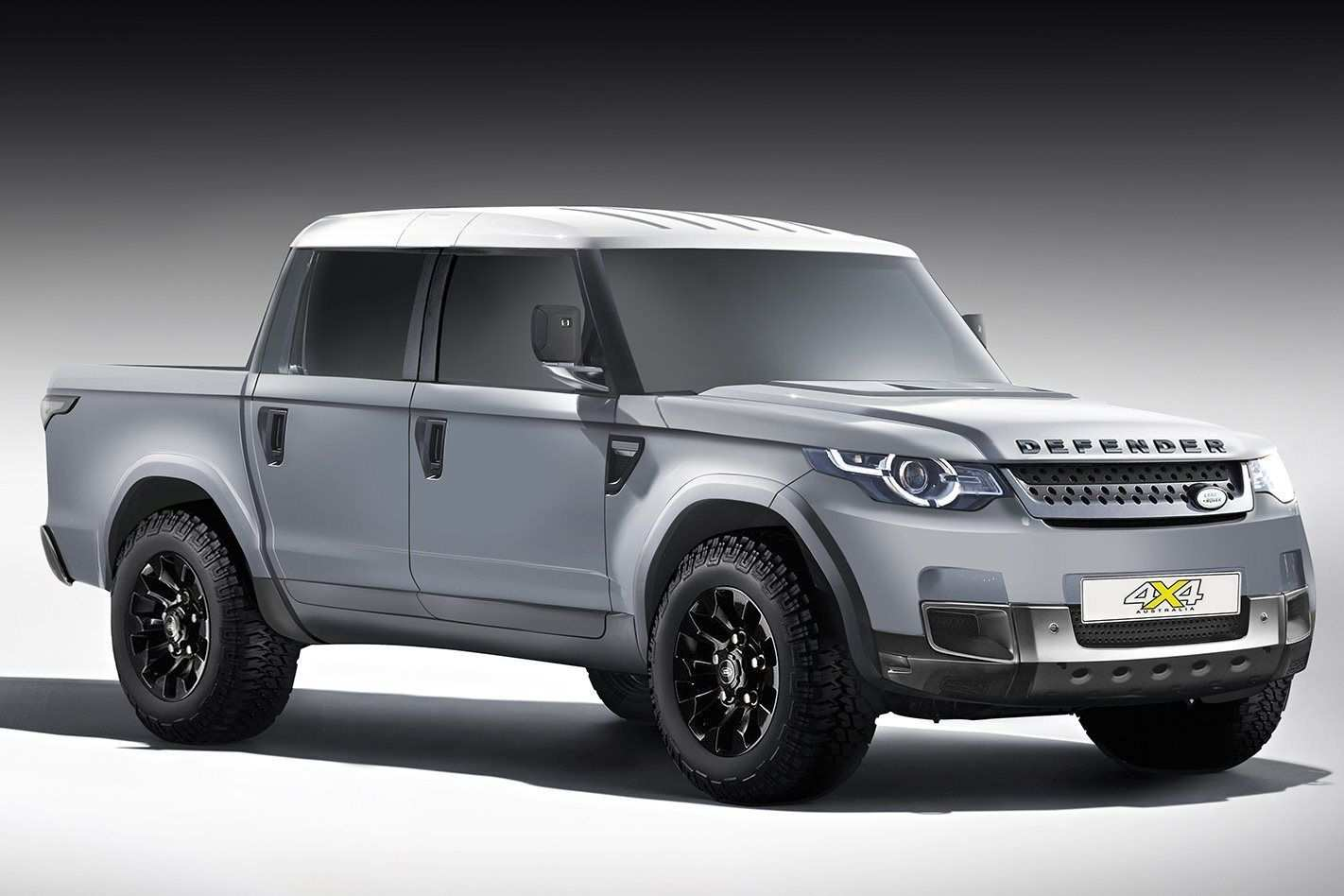 76 New Jaguar Land Rover Defender 2020 Redesign And Concept