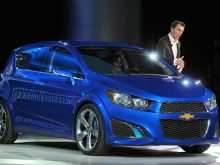 76 The 2019 Chevrolet Aveo Research New