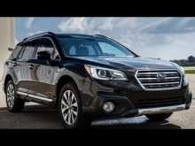 77 A 2019 Subaru Outback Colors Overview