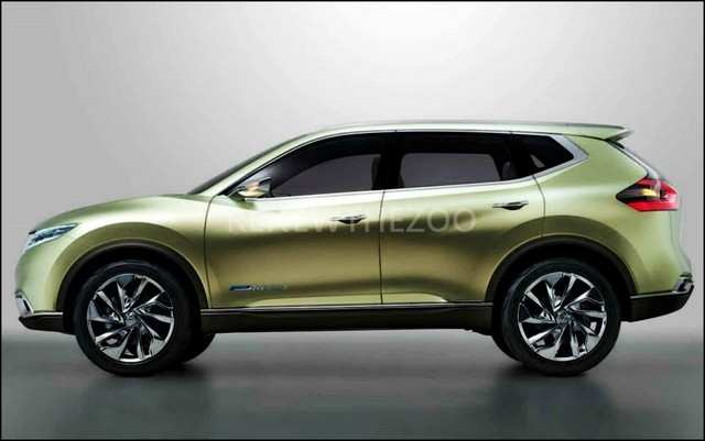 77 A Nissan Rogue 2020 Review Release Date