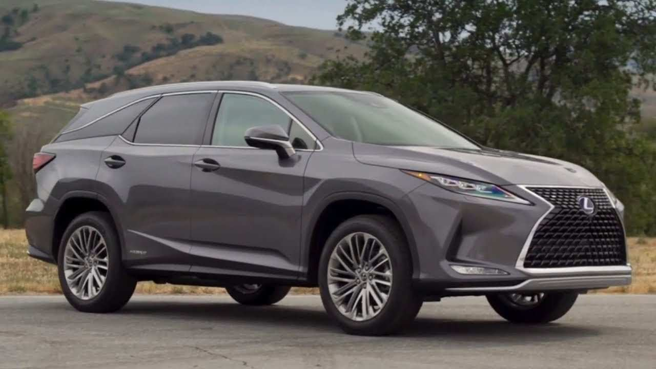 77 All New Lexus Suv Hybrid 2020 Pictures