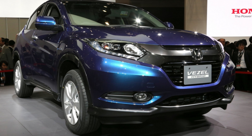 77 Best Honda Vezel 2020 Model Exterior