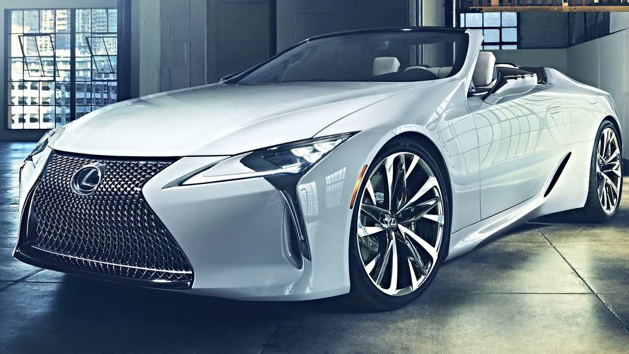 77 New Lexus Lc 2020 Picture