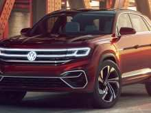 77 The 2020 Volkswagen Atlas Cross Sport Model