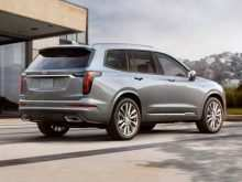 78 A Cadillac Midsize Suv 2020 Wallpaper
