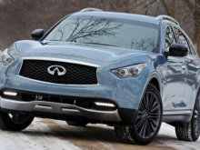 78 A Infiniti Qx70 2020 New Review