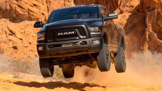 78 Best 2020 Dodge Power Wagon Redesign and Review
