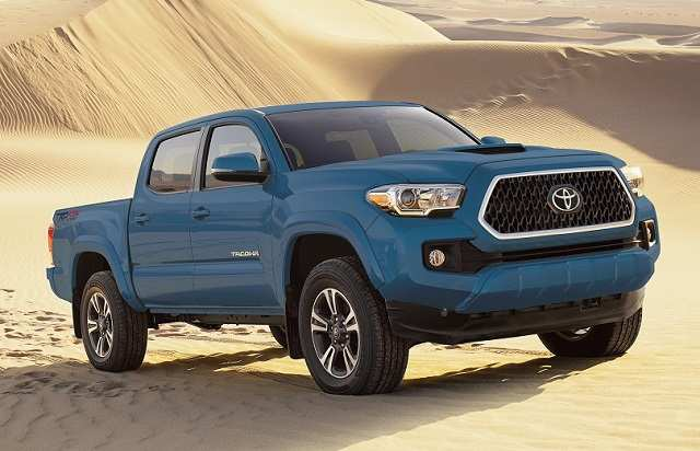78 Best Toyota Tacoma 2020 Redesign Research New