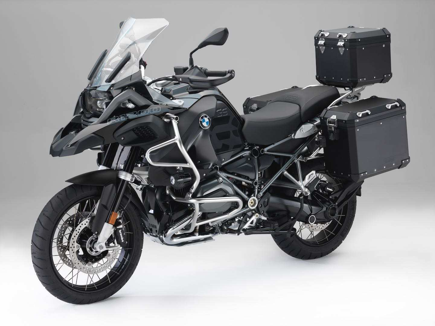 78 The BMW Gs Adventure 2020 First Drive